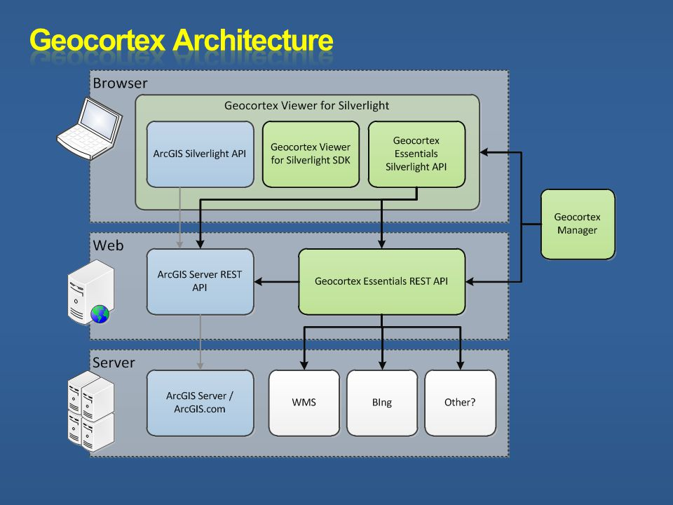 Geocortex Architecture