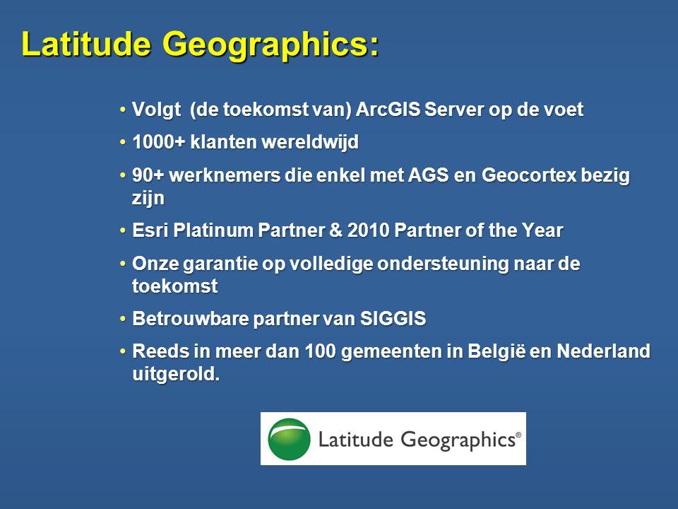 Latitude Geographics: