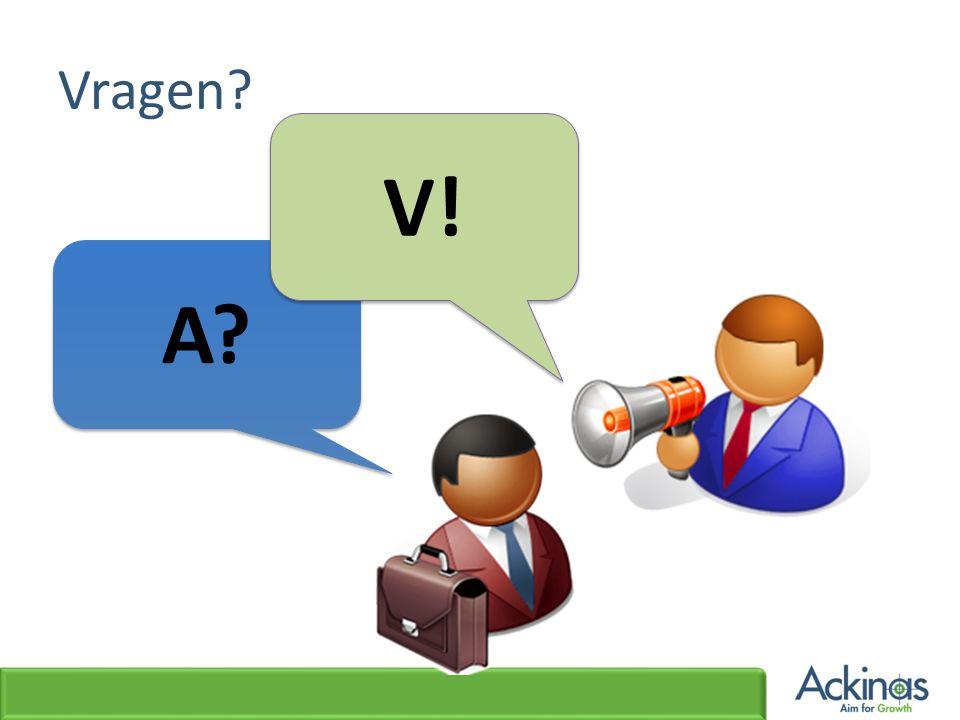Vragen V! A