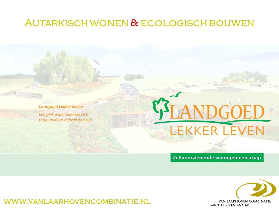 Autarkisch wonen & ecologisch bouwen