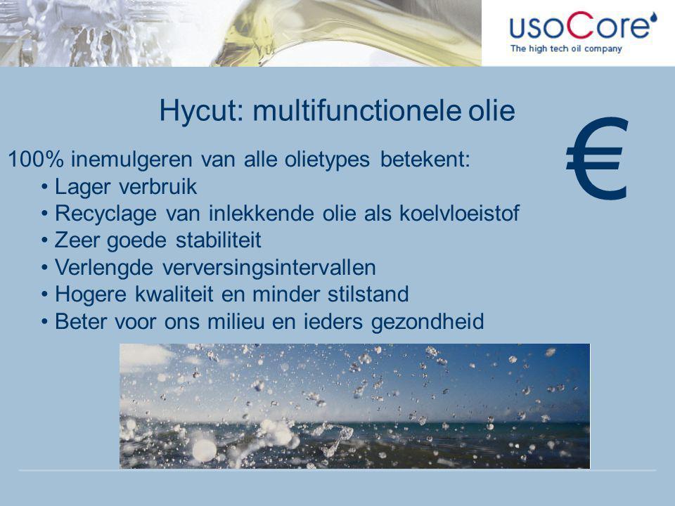 Hycut: multifunctionele olie