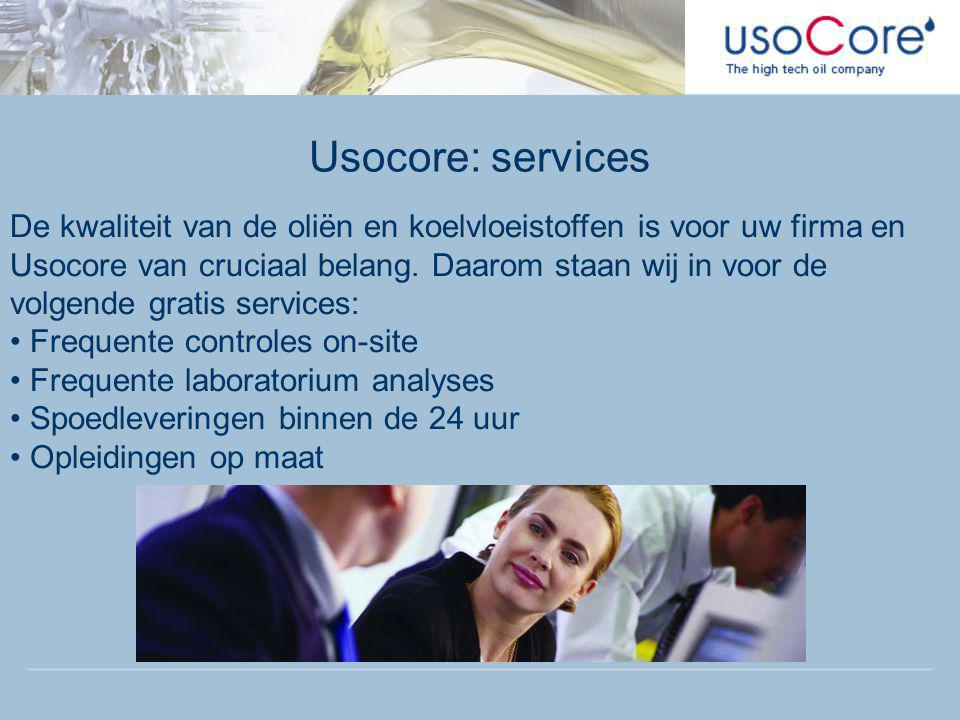 Usocore: services