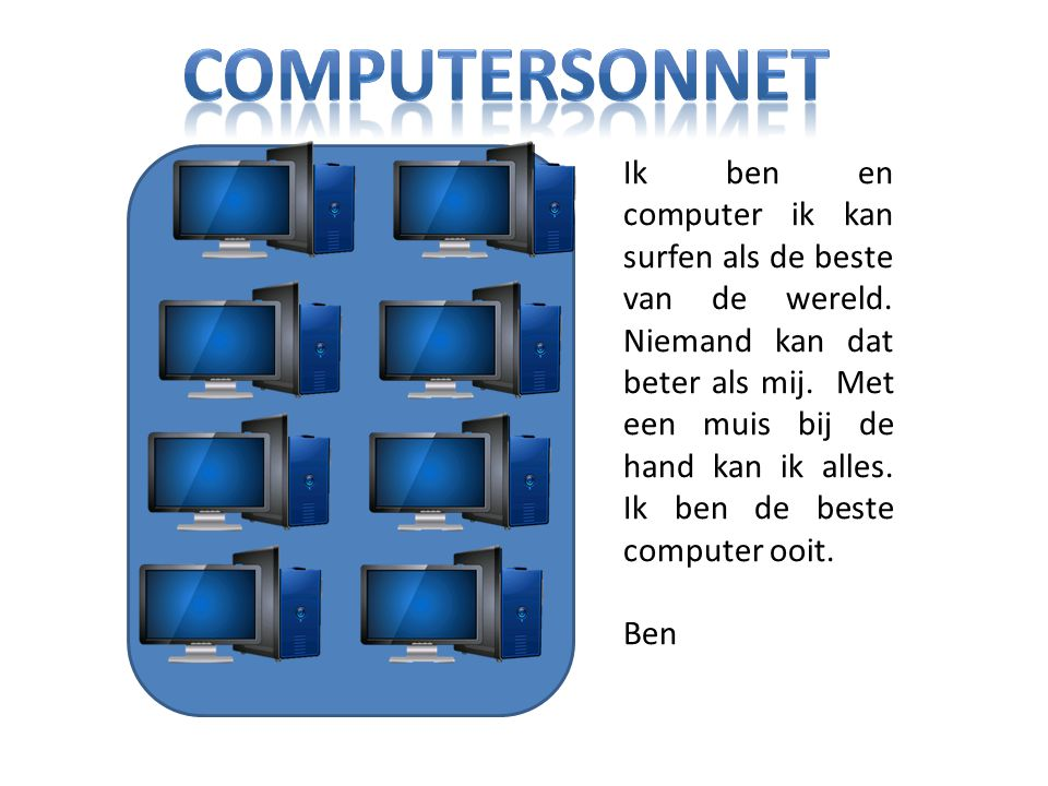computersonnet