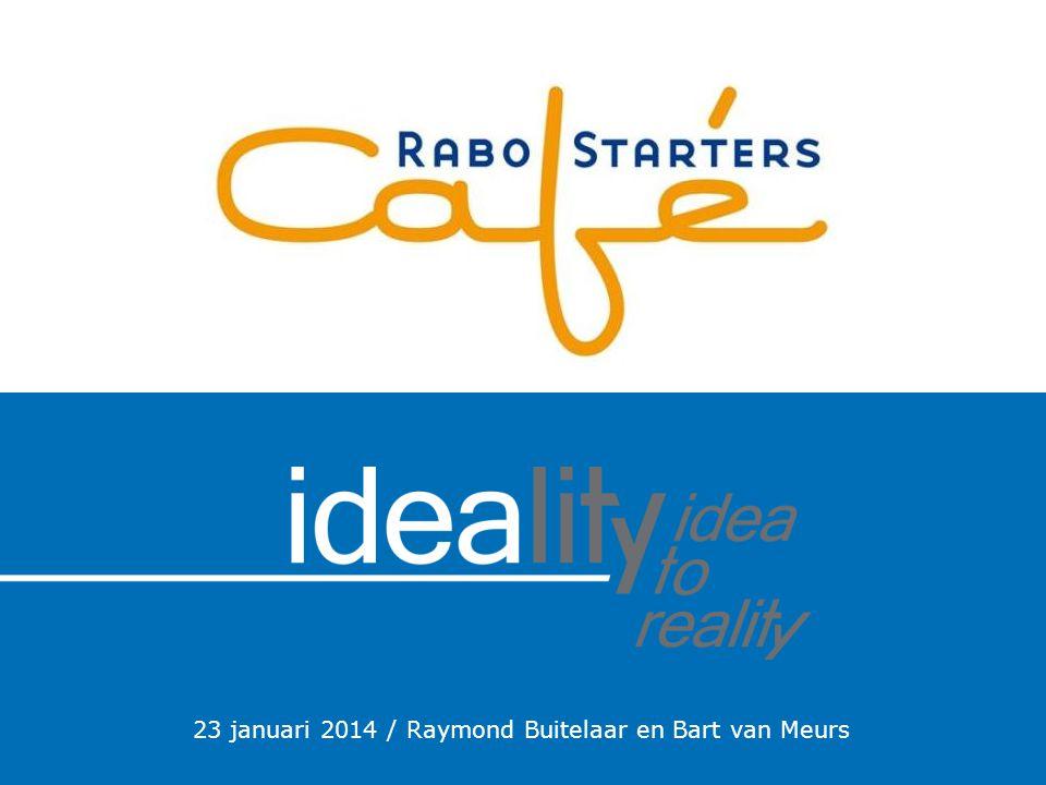 23 januari 2014 / Raymond Buitelaar en Bart van Meurs