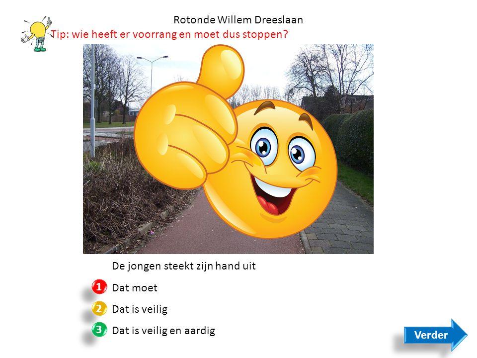 Rotonde Willem Dreeslaan