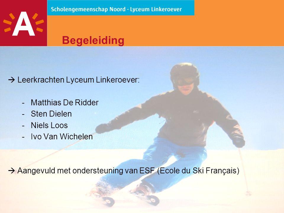 Begeleiding  Leerkrachten Lyceum Linkeroever: Matthias De Ridder