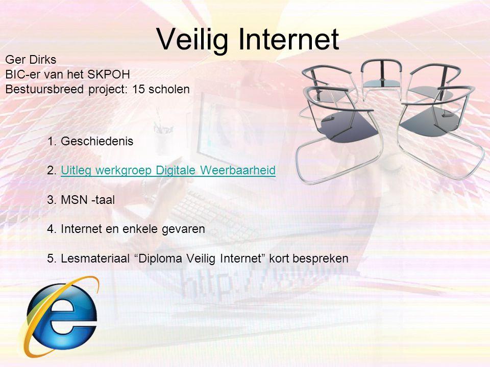 Veilig Internet Ger Dirks BIC-er van het SKPOH