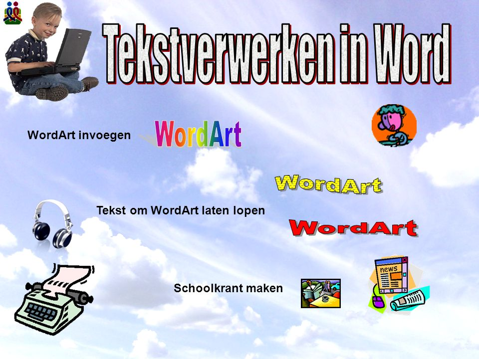 Tekstverwerken in Word