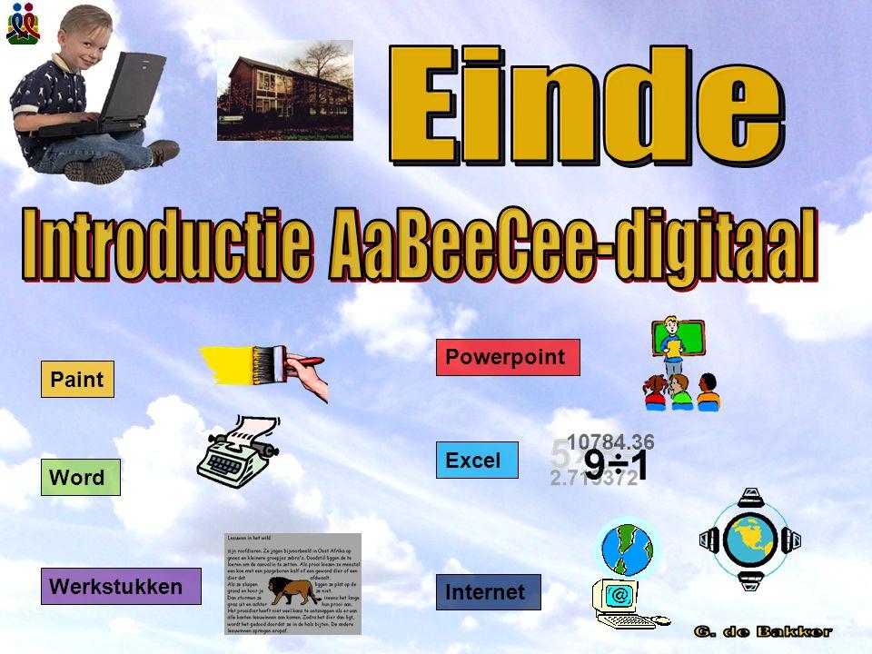 Introductie AaBeeCee-digitaal