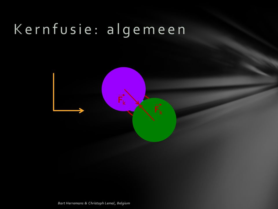 Kernfusie: algemeen ²H Fk Fk Massadefect
