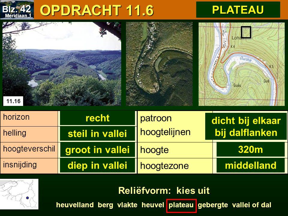 heuvelland berg vlakte heuvel plateau gebergte vallei of dal