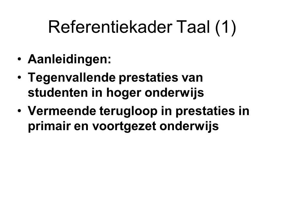 Referentiekader Taal (1)