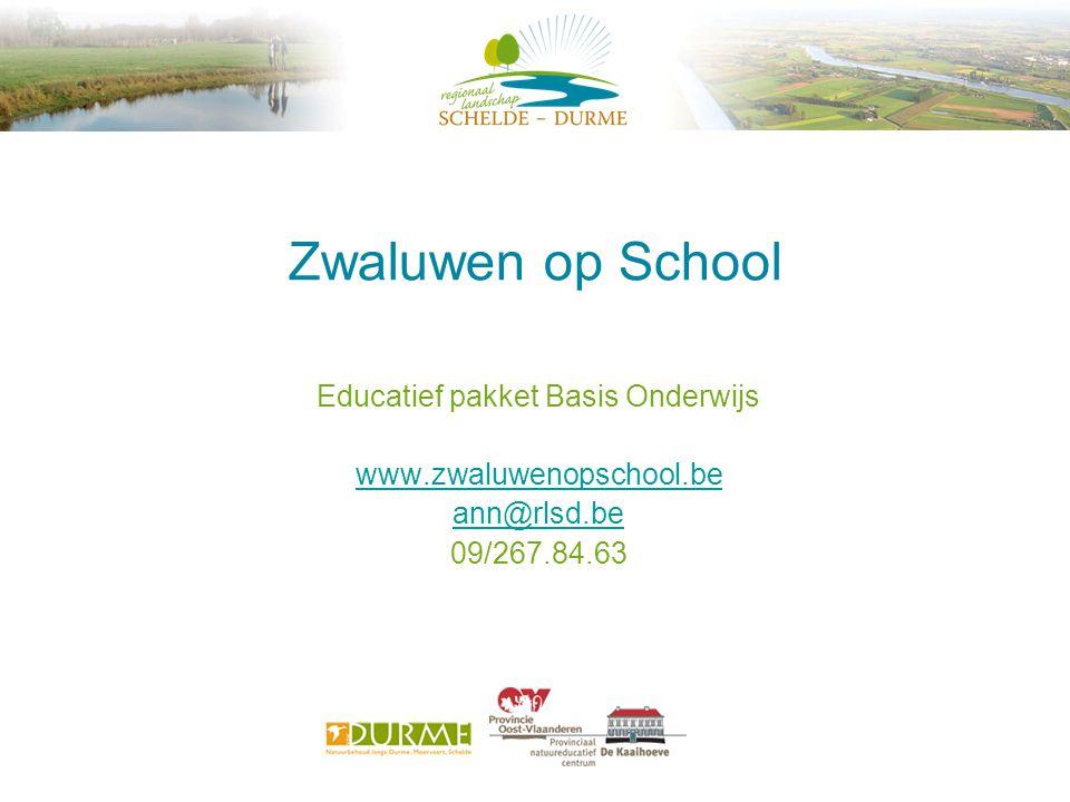 Educatief pakket Basis Onderwijs
