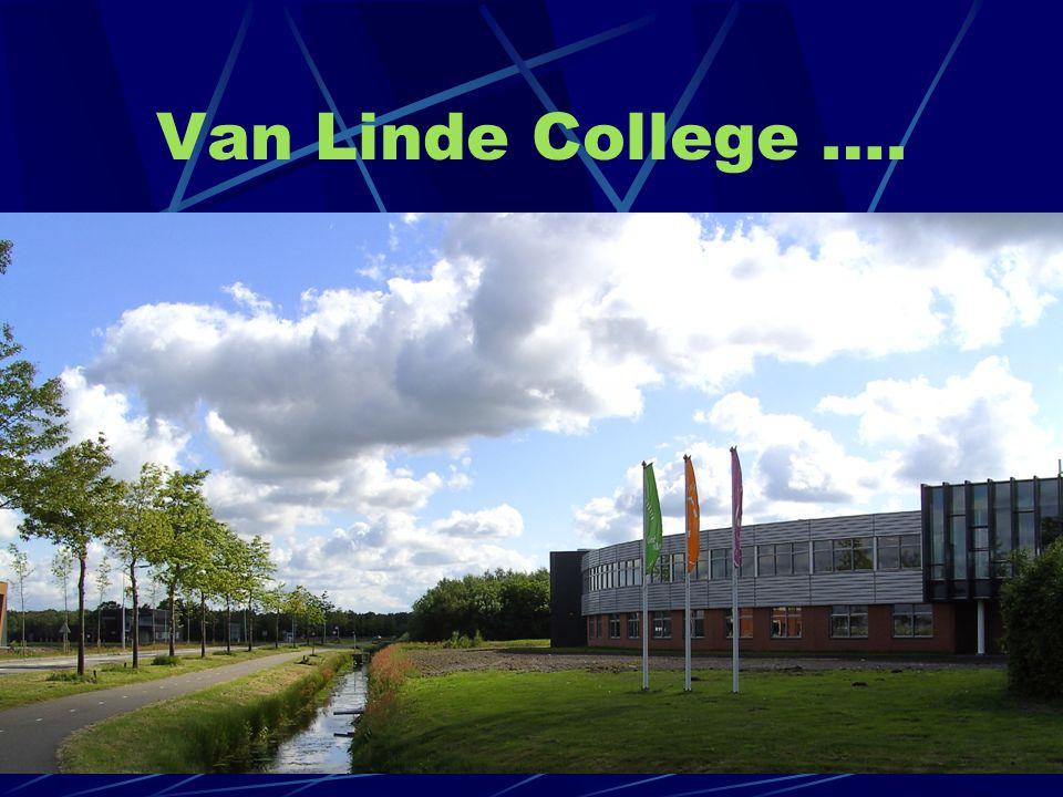 Van Linde College ….