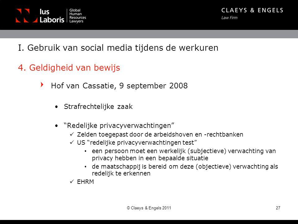 Hof van Cassatie, 9 september 2008