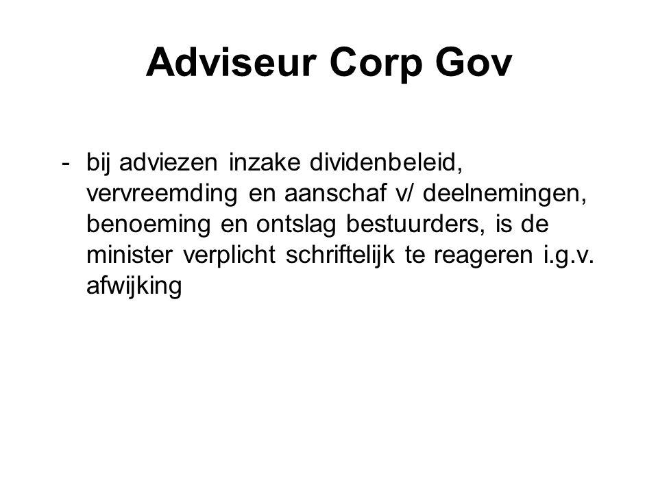 Adviseur Corp Gov