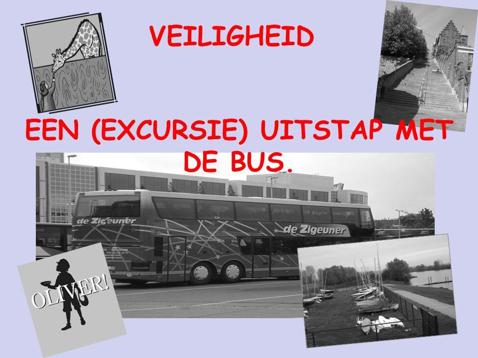 EEN (EXCURSIE) UITSTAP MET DE BUS.