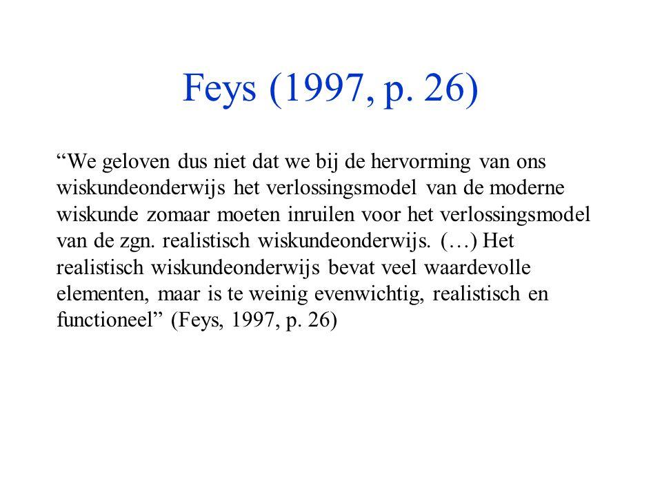 Feys (1997, p. 26)