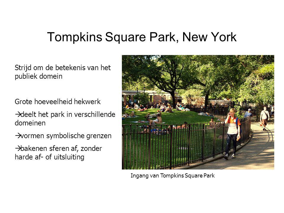 Tompkins Square Park, New York