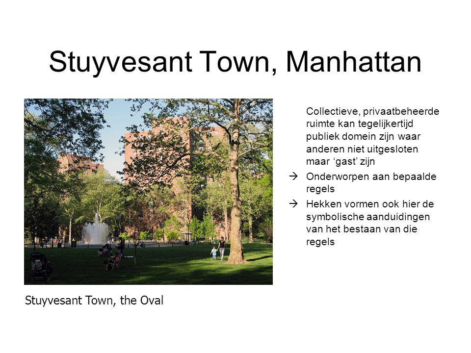 Stuyvesant Town, Manhattan