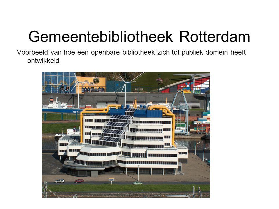 Gemeentebibliotheek Rotterdam