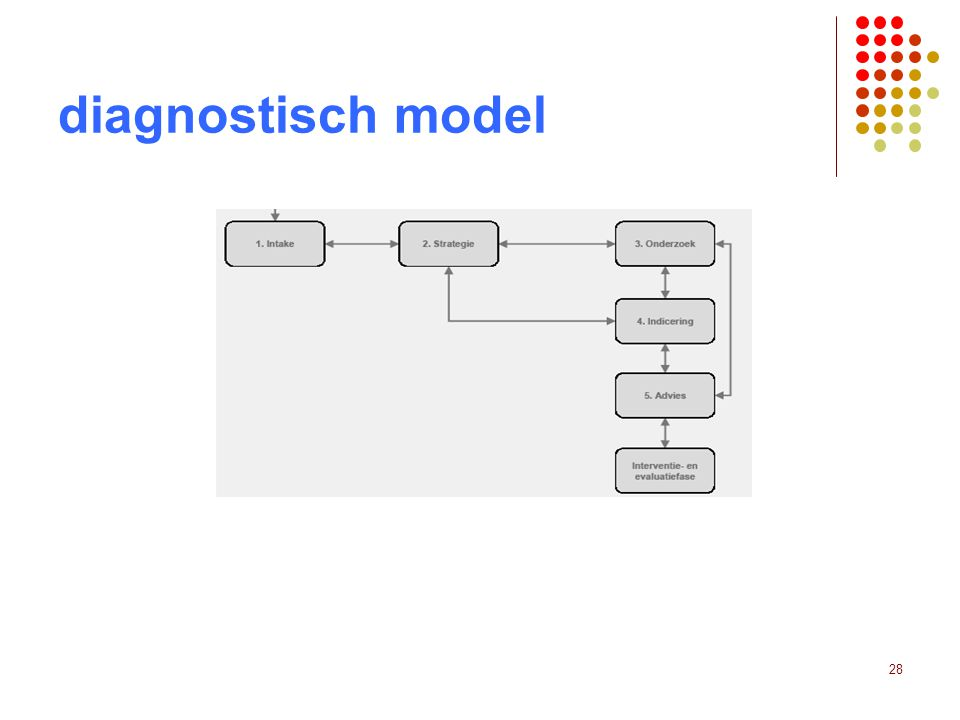 diagnostisch model