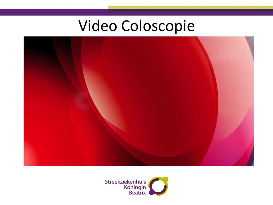 Video Coloscopie