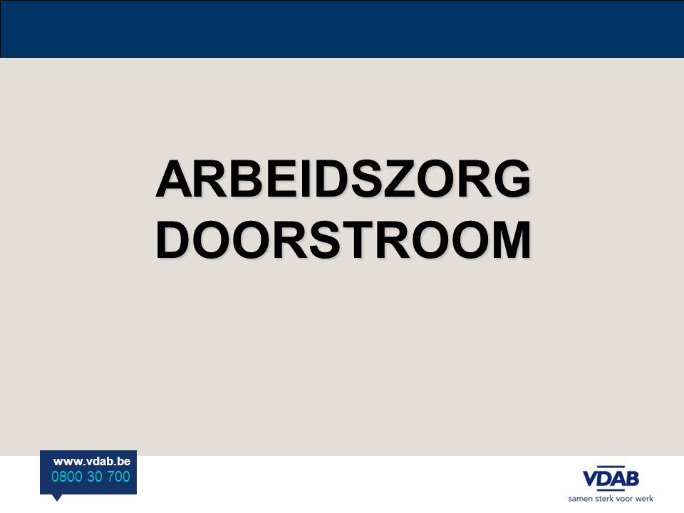 ARBEIDSZORG DOORSTROOM