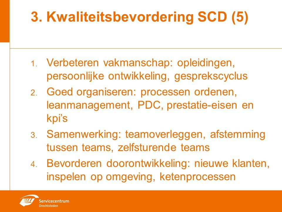 3. Kwaliteitsbevordering SCD (5)
