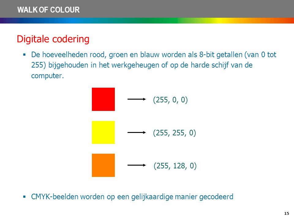 Digitale codering
