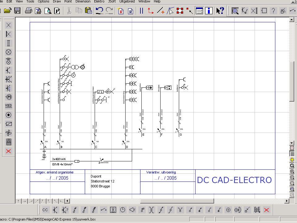 DC CAD-ELECTRO