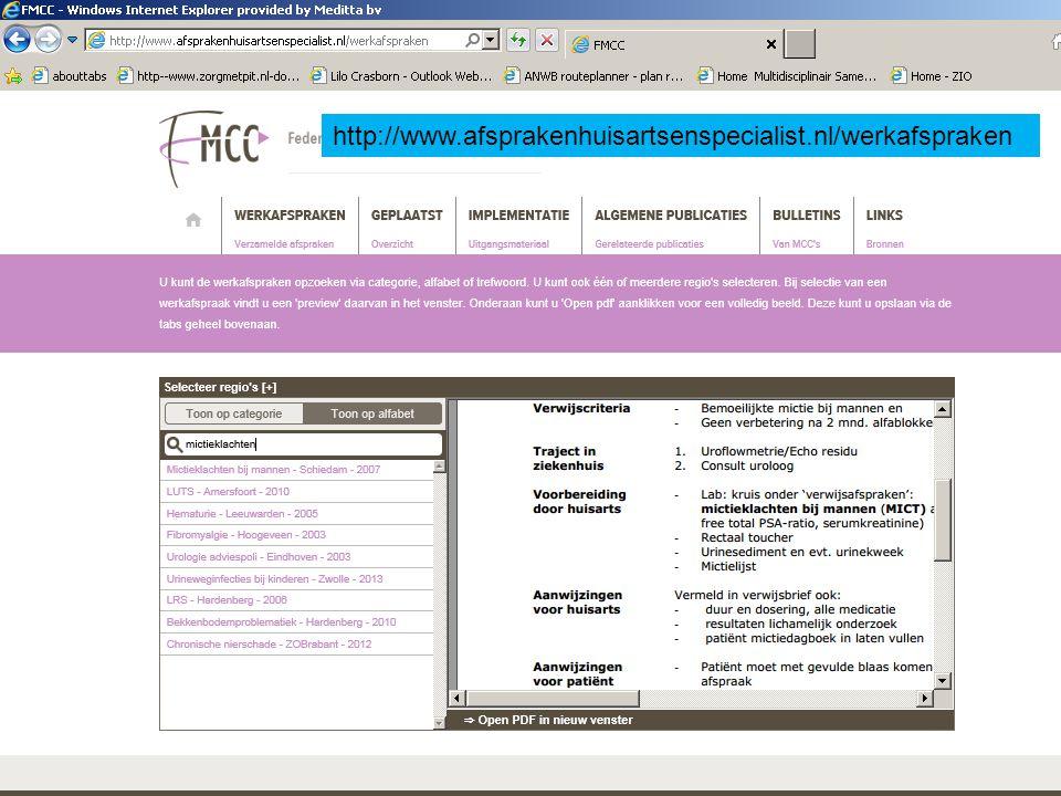 http://www.afsprakenhuisartsenspecialist.nl/werkafspraken