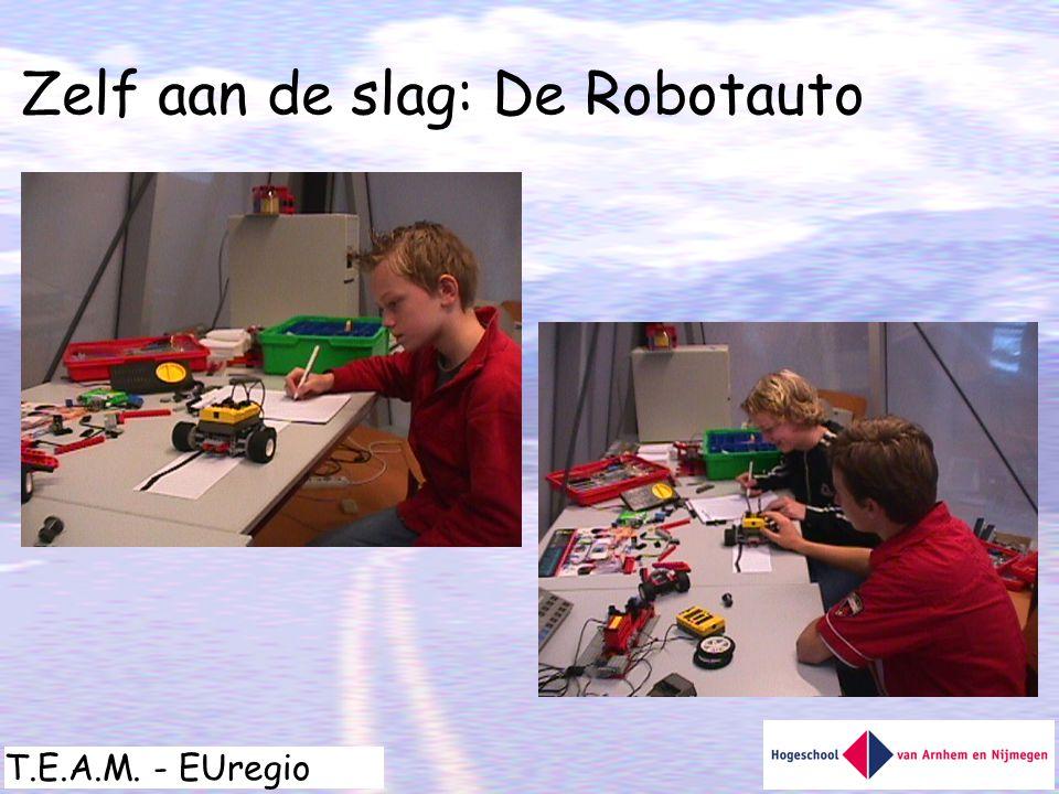 Zelf aan de slag: De Robotauto