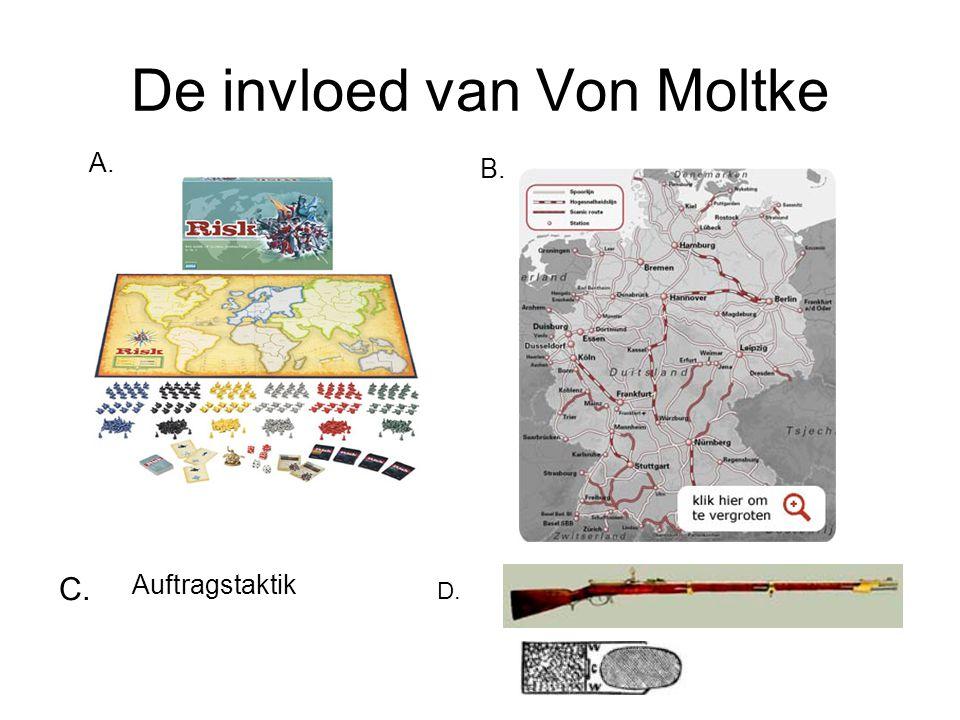 De invloed van Von Moltke