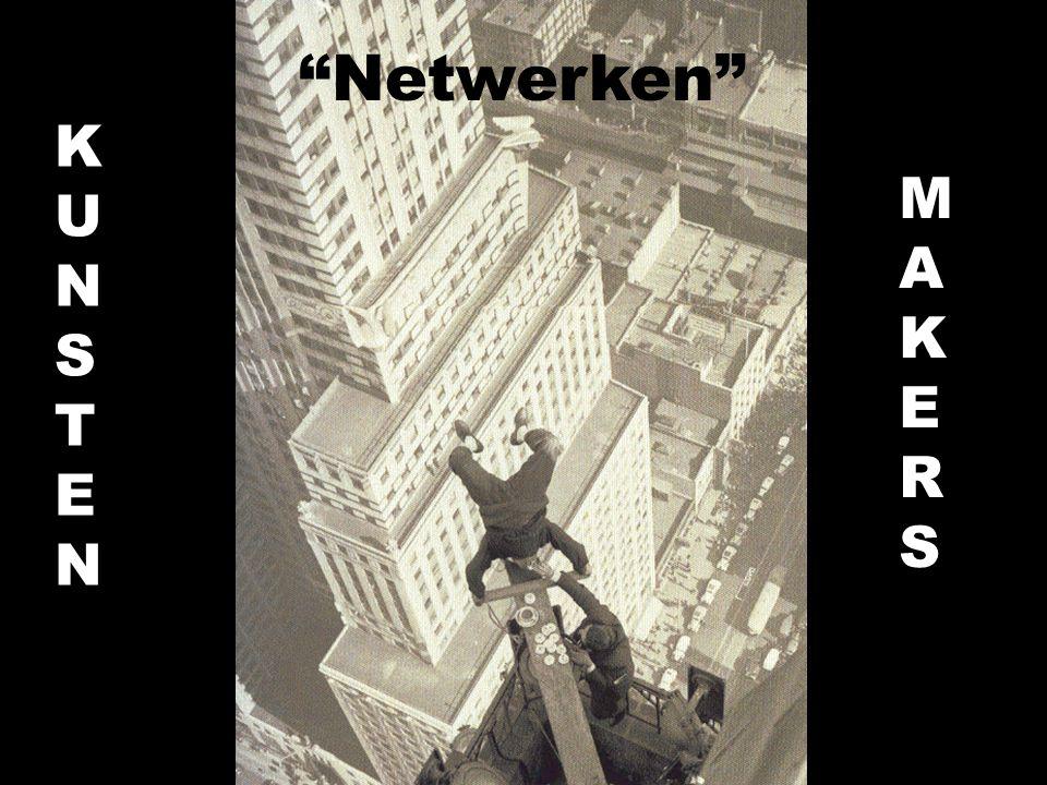Netwerken K U N S T E M A K E R S