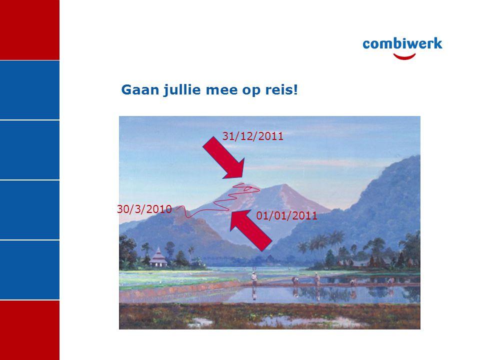 Gaan jullie mee op reis! 31/12/2011 30/3/2010 01/01/2011