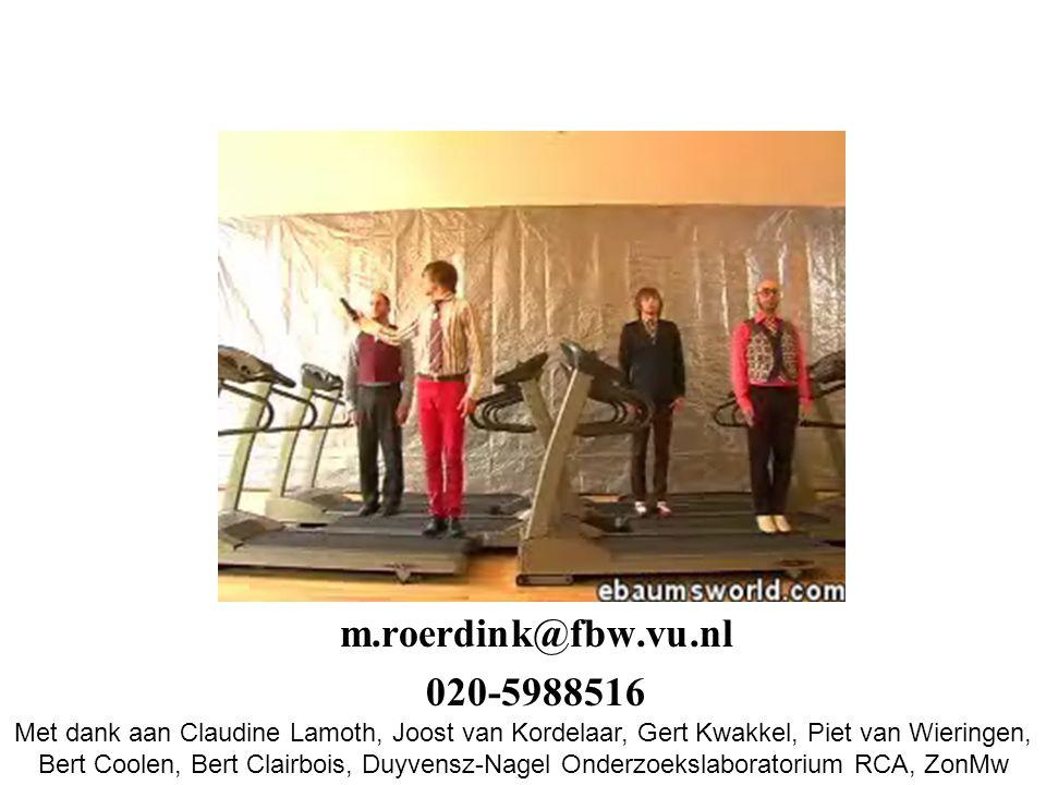 m.roerdink@fbw.vu.nl 020-5988516.