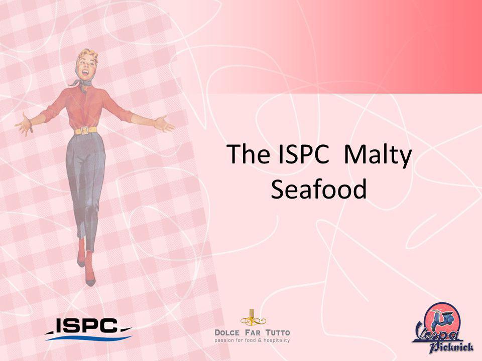 The ISPC Malty Seafood Proeverij de légumaises met knacke brood