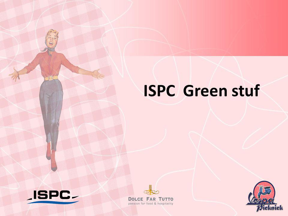 ISPC Green stuf Perzikjes met tuffel Biobon wijntje