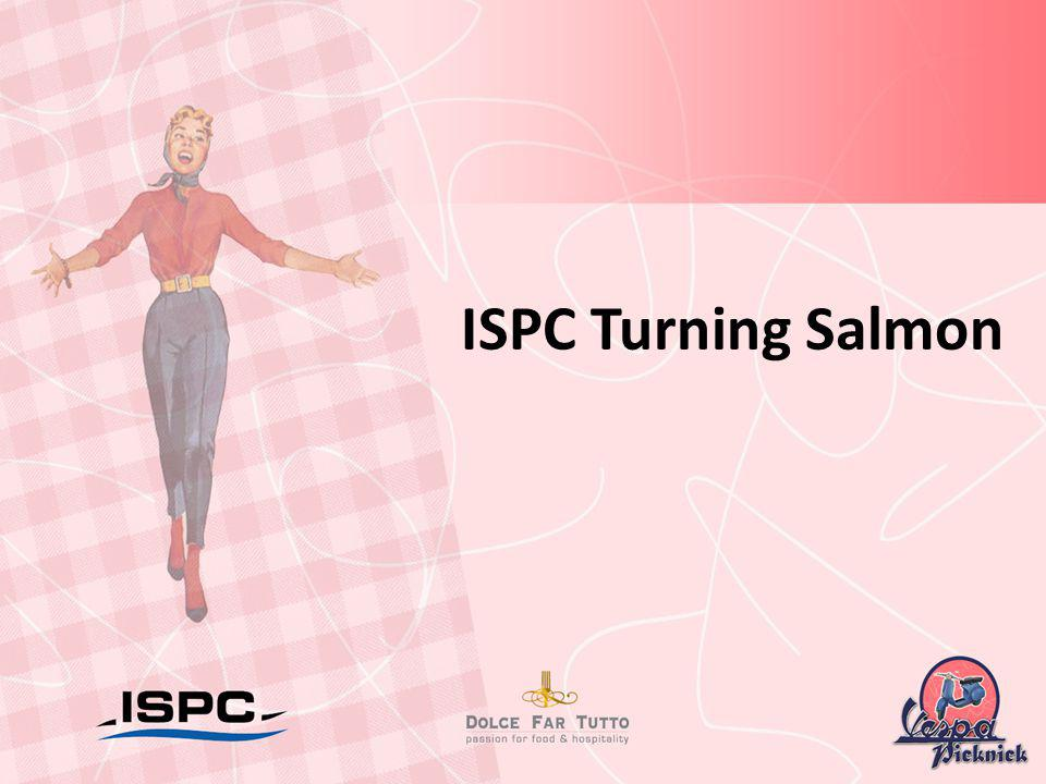 ISPC Turning Salmon Gemarineerde gravad Lax