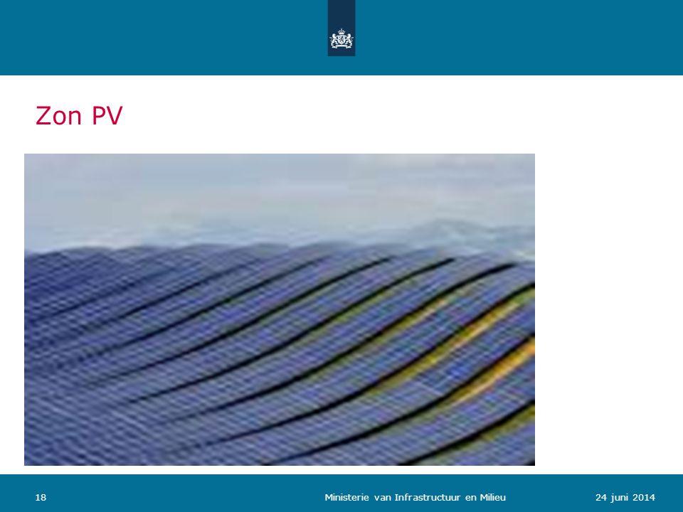 Zon PV Ministerie van Infrastructuur en Milieu 3 april 2017