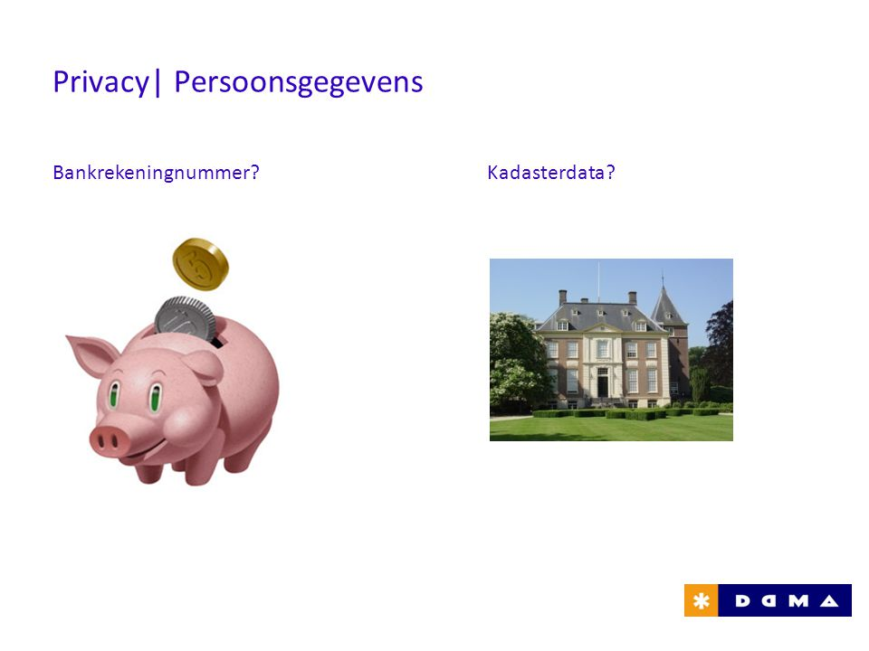 Privacy| Persoonsgegevens
