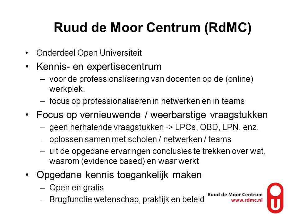 Ruud de Moor Centrum (RdMC)