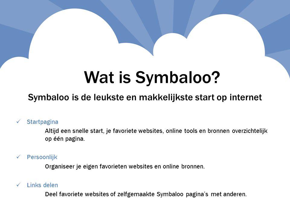 Symbaloo is de leukste en makkelijkste start op internet
