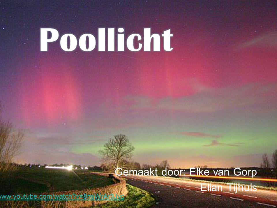 Gemaakt door: Elke van Gorp Elian Tijhuis