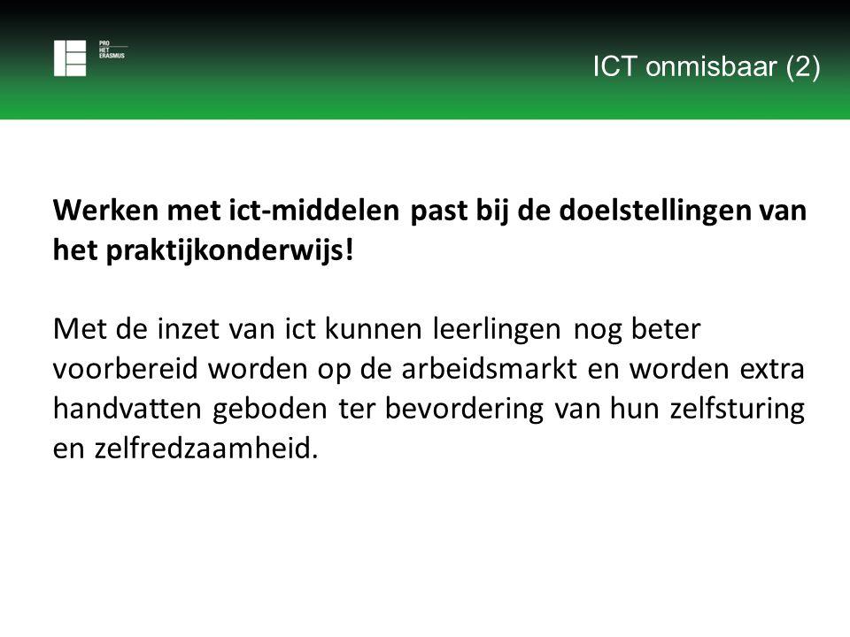 ICT onmisbaar (2)