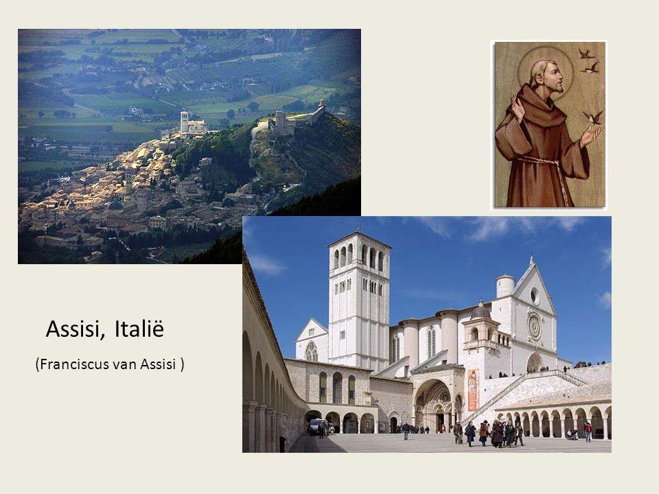 Assisi, Italië (Franciscus van Assisi )