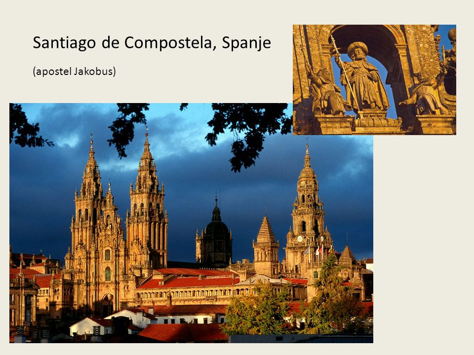 Santiago de Compostela, Spanje