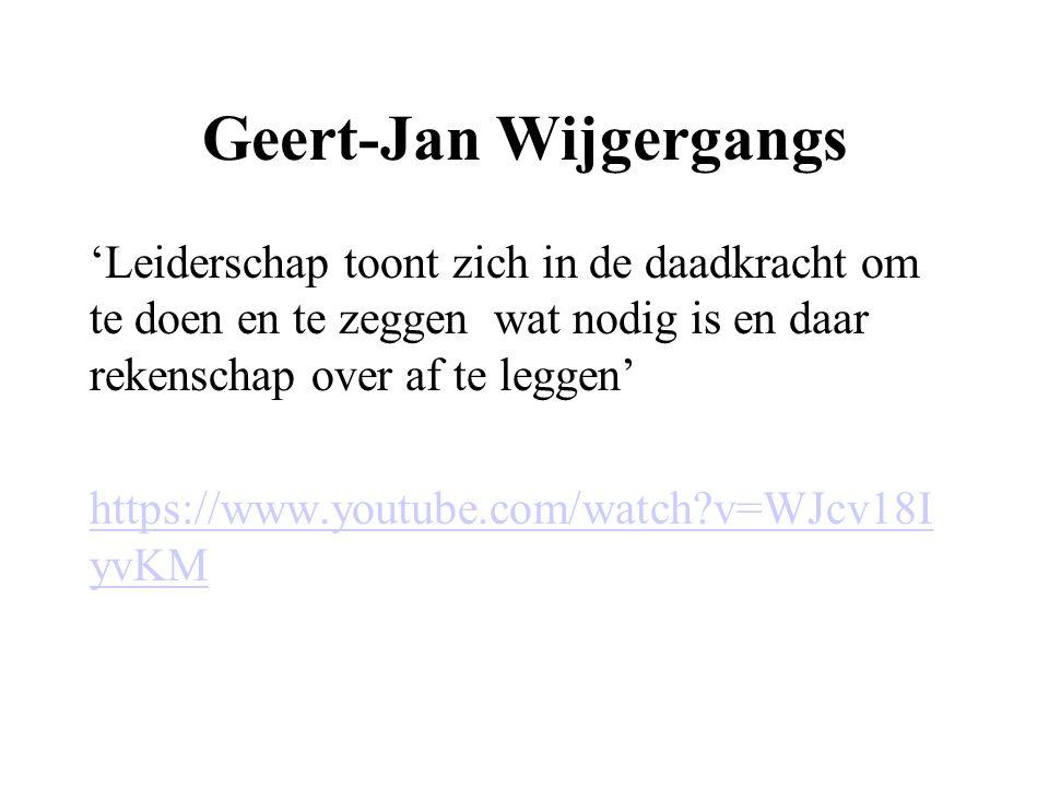Geert-Jan Wijgergangs