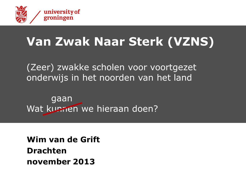 Wim van de Grift Drachten november 2013